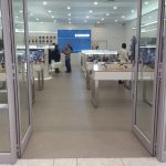 SpiritOne Shop fitting & Maintenance-Samsung - Mall of the South -(2)